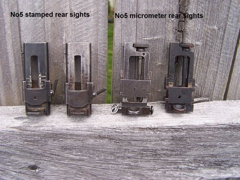 Thread: Cliff Notes on the correct sights for No 4 Mk 2 Enfield